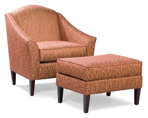 fairfield chair and ottoman fairfield 2710 chair and ottoman with wood legs