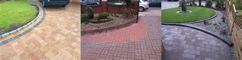 driveway edging driveway kerbs edgings abel landscaping