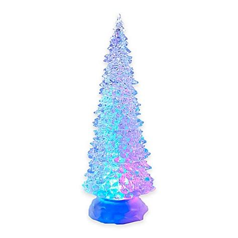 buy kurt adler 12 inch led lighted christmas tree from bed