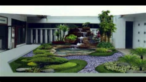 taman minimalis putra lampung desain taman minimalis