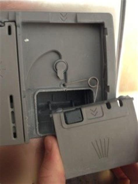 Dishwasher Door Won T by Kitchenaid Dishwasher Detergent Dispenser Won T