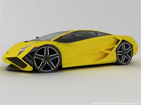 Lamborghini X by Daily Concept Cars The Lamborghini X Concept