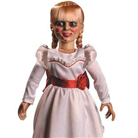 japanese annabelle doll annabelle annabell doll prop replica completed