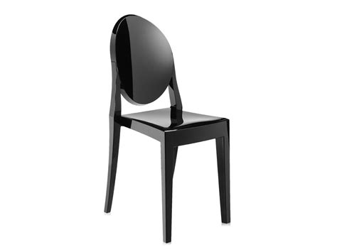 Black Ghost Chair by Buy The Kartell Ghost Chair At Nest Co Uk