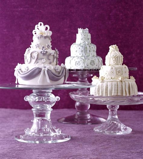 miniature cakes and wedding cake 60 miniature cakes plus a multi tiered mini cakes the owner builder network