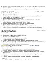 Epic Consultant Cover Letter by Consultant Background Effective Clinical Practitioners 2