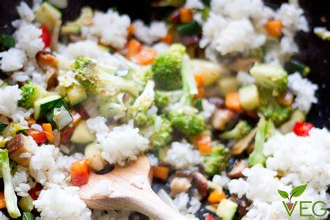 cucinare riso giapponese riso saltato giapponese le ricette di lacucinavegetariana it