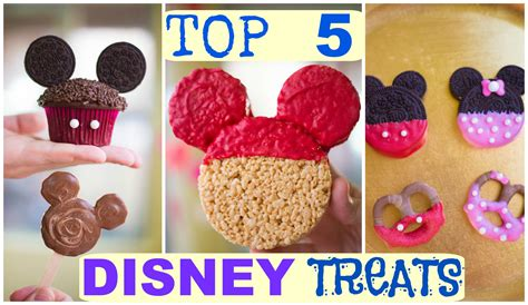 treat ideas for top 5 disney treat ideas mickey and minnie mouse