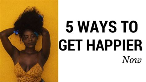 5 Things To Make You Happy by Five Things To Buy Now To Make You Happier Politics