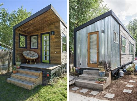 Home Design Before And After by Before And After Tiny House Through Time Minimotives