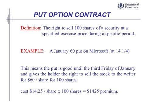 define arrange definition of option contract nutvasorpjet s diary