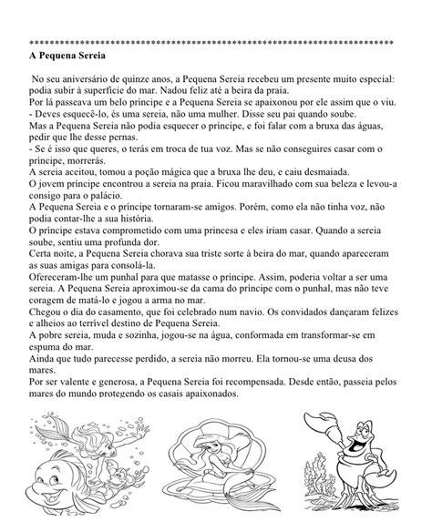 libro pequeas grandes historias de 60 atividades pequena sereia contos de fadas lendas f 193 bulas hist 211 rias infantis