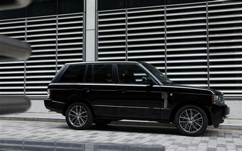 Land Rover Range Rover Black Edition 2011 Widescreen