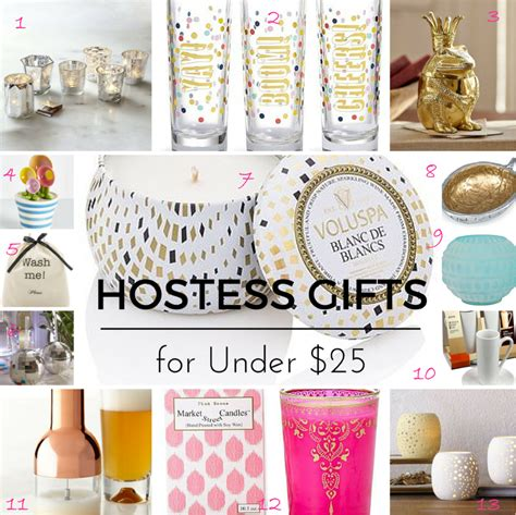 gifts under 25 hostess gifts for under 25 mama in heels