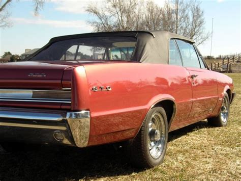 small engine maintenance and repair 1964 pontiac lemans electronic valve timing 1964 pontiac le mans convertible in gto trim and a rebuilt 389 v8 with tri power for sale