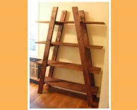 wood work simple ladder shelf plans pdf plans