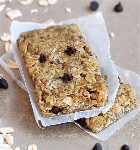 chewy healthy granola bars reader favorite recipe