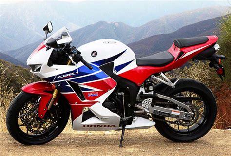 honda 600 cbr 2013 honda cbr 600 rr 2013 fiche moto motoplanete