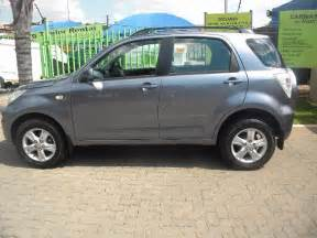Used Daihatsu Terios For Sale Used Daihatsu Terios 4x4 For Sale In Gauteng Cars Co Za