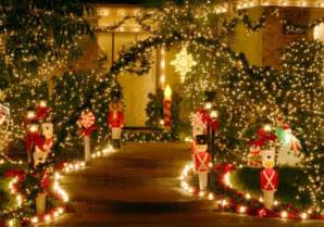 decorating your garden for santa clause happy family guide