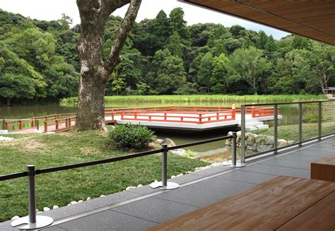 Pavillon Naiku by Shinto Shrines Helen In Japan