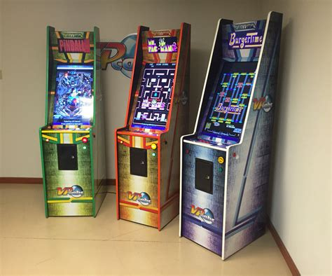 arcade machine cabinet for sale pinball arcade cabinet mf cabinets