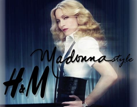 M By Madonna Collection For Hm madonna images madonna for h m hd wallpaper and background
