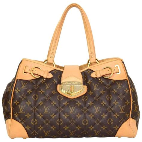 Louis Vuitton Dust Bag louis vuitton monogram etoile shopper tote with ghw and dust bag for sale at 1stdibs