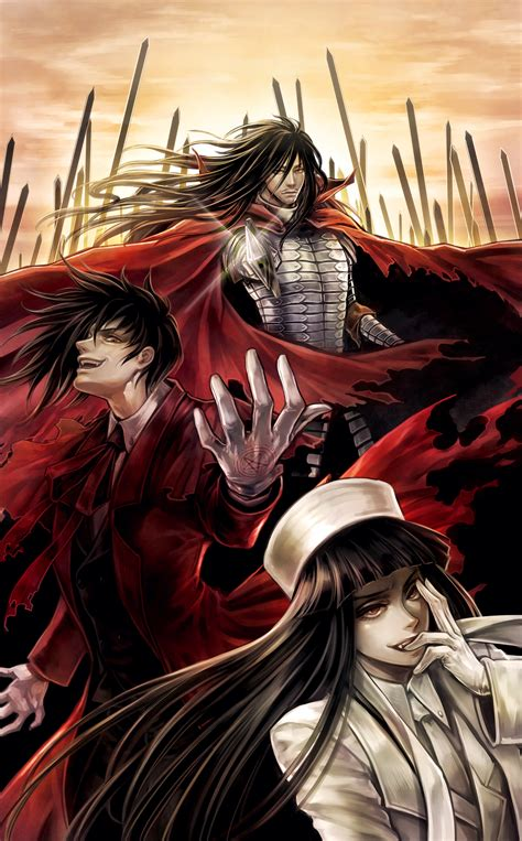 alucard wallpaper mobile alucard hellsing mobile wallpaper 785636 zerochan