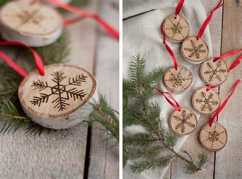 rodajas arbol manualidades decoraci 243 n f 225 cil ideas y tutoriales para decorar en navidad