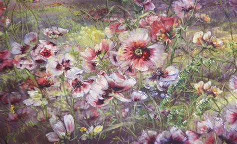dipinto di fiori dipinto floreale