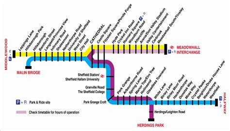 map uk metro metro map of sheffield metro maps of united kingdom