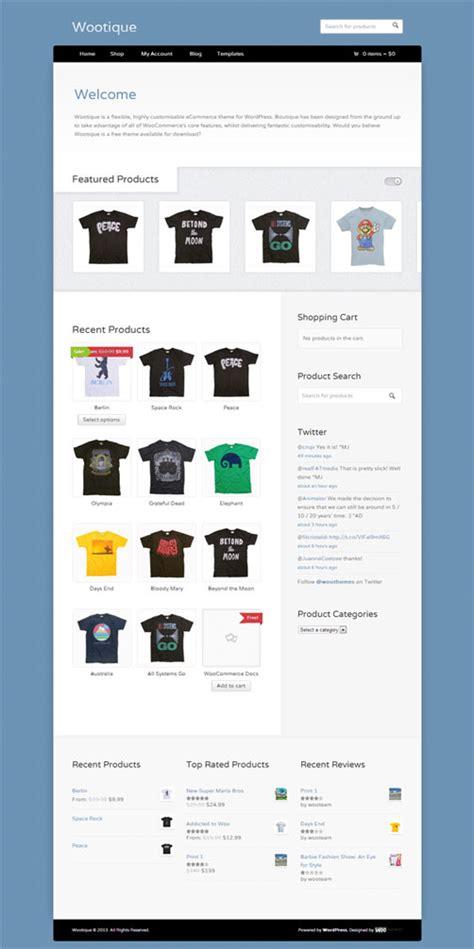 download themes ecommerce wordpress gratis 10 free ecommerce wordpress themes download premium style