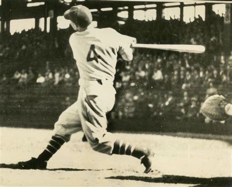 baseball swing sequence mel ott rare batting photos stuff nobody cares about