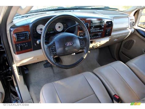 2005 ford f350 super duty lariat crew cab 4x4 interior color photos gtcarlot com
