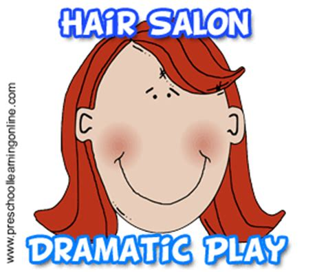 hair and beauty salon thereadpage the read page the hair salon dramatic play activity for kids preschool