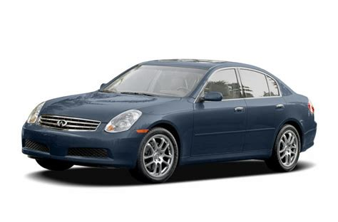 2005 infiniti g35x specs safety rating mpg carsdirect