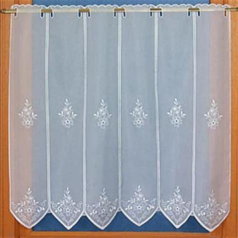 rideau de cuisine au metre rideaux de cuisine brise bise en voilage brod 233