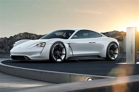 porsche car porsche mission e prices specs release date by car magazine
