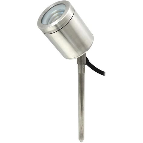 Hunza Outdoor Lighting Hunza Outdoor Lighting Led Spike Spot Adjustable Stainless Steel Hunza Outdoor Lighting