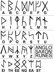 Anglo Saxon Crafts For Kids - quot anglo saxon runes quot