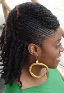 braided pinup hairstyles mohawk hairstyles with braids