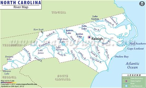 map of carolina rivers and creeks carolina river map about me