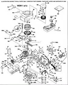 tecumseh tvm140 70304k parts diagram for engine parts list 1