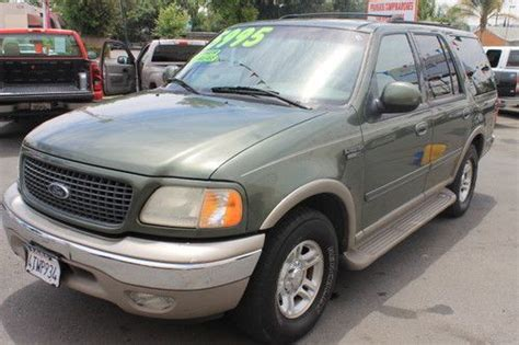 2001 ford expedition eddie bauer buy used 2001 ford expedition eddie bauer sport utility 4