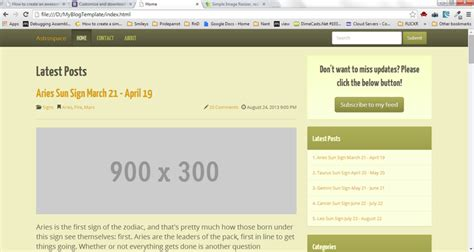 bootstrap themes variables how to create an awesome blog template using bootstrap 3