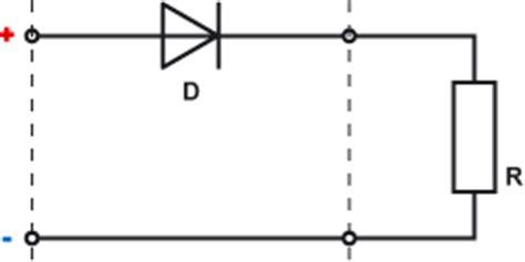 schottky diode niedriger spannungsabfall verpolungsschutz diode relais