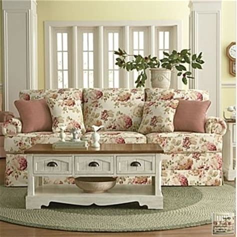 beautiful floral print sofa all it needs is a matching