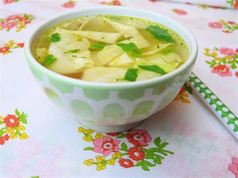 Detox Soup Thermomix by Die Landfrau Fastensuppe Thermomix