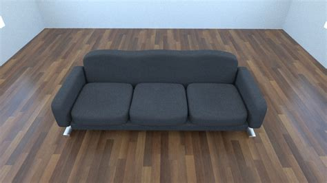 couch scene couch photorealistic scenes 3d obj